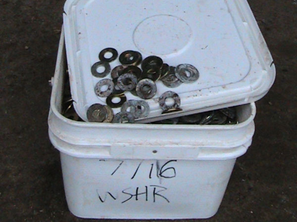 7/16 Inch Washer Fasteners