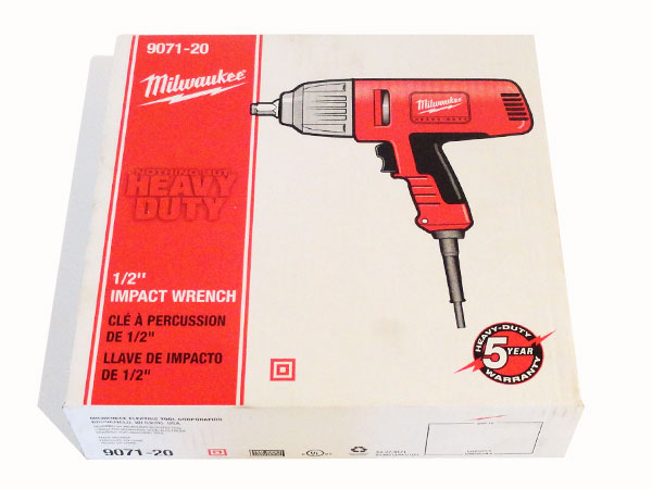 Milwaukee 9071-20 Impact Wrench - New