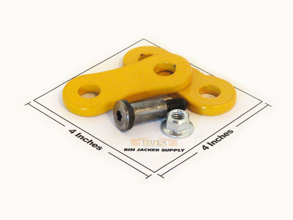 Dogbone with Bolt and Nut for Simes Linkage