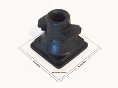 Riser Nut parts for Sib simes grain bin jacks