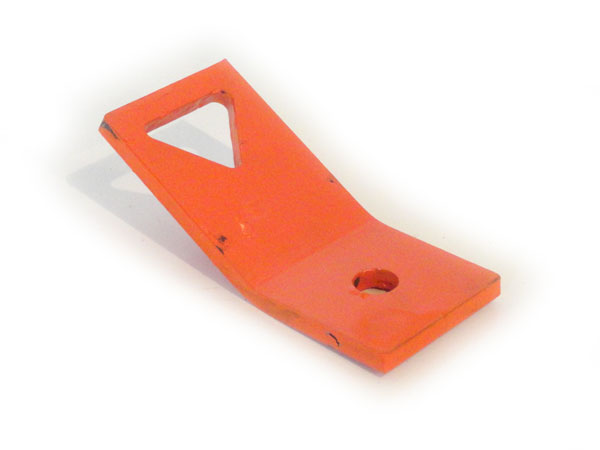 Center Pole Anchored Cable Bracket